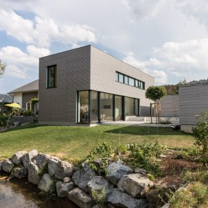 Einfamilienhaus als Passivhaus