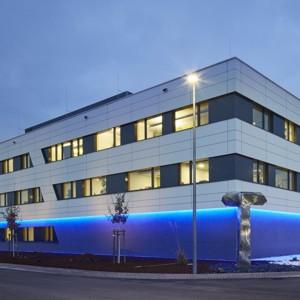 Niedrig-Energie-Bürogebäude